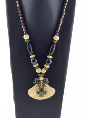 laality-uk-black-ethnic-beaded-necklace-accessories