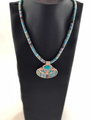 laality-uk-sky-blue-fabric-necklace-accessories