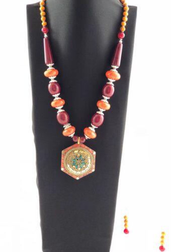 laality-uk-Ethnic-beaded-necklace-set-accessories