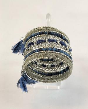 laality-uk-metallic-blue-threaded-cuff-accessories