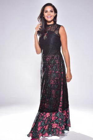 laality-uk-priya-floral-dress-with-net-top-indowestern-uk