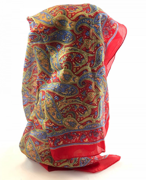 laality-uk-red-silk-scarf-scarves-uk