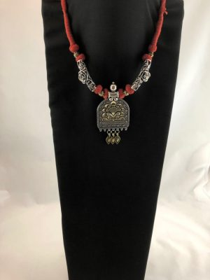 laality-uk-red-thread-necklace-indian-accessories