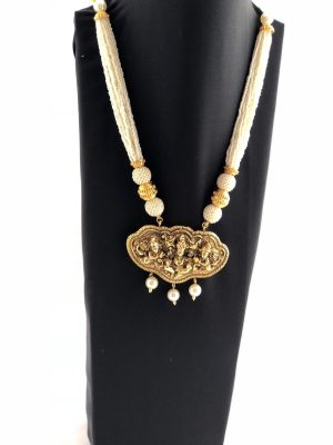laality-uk-white-beads-stranded-necklace-indian-accessories