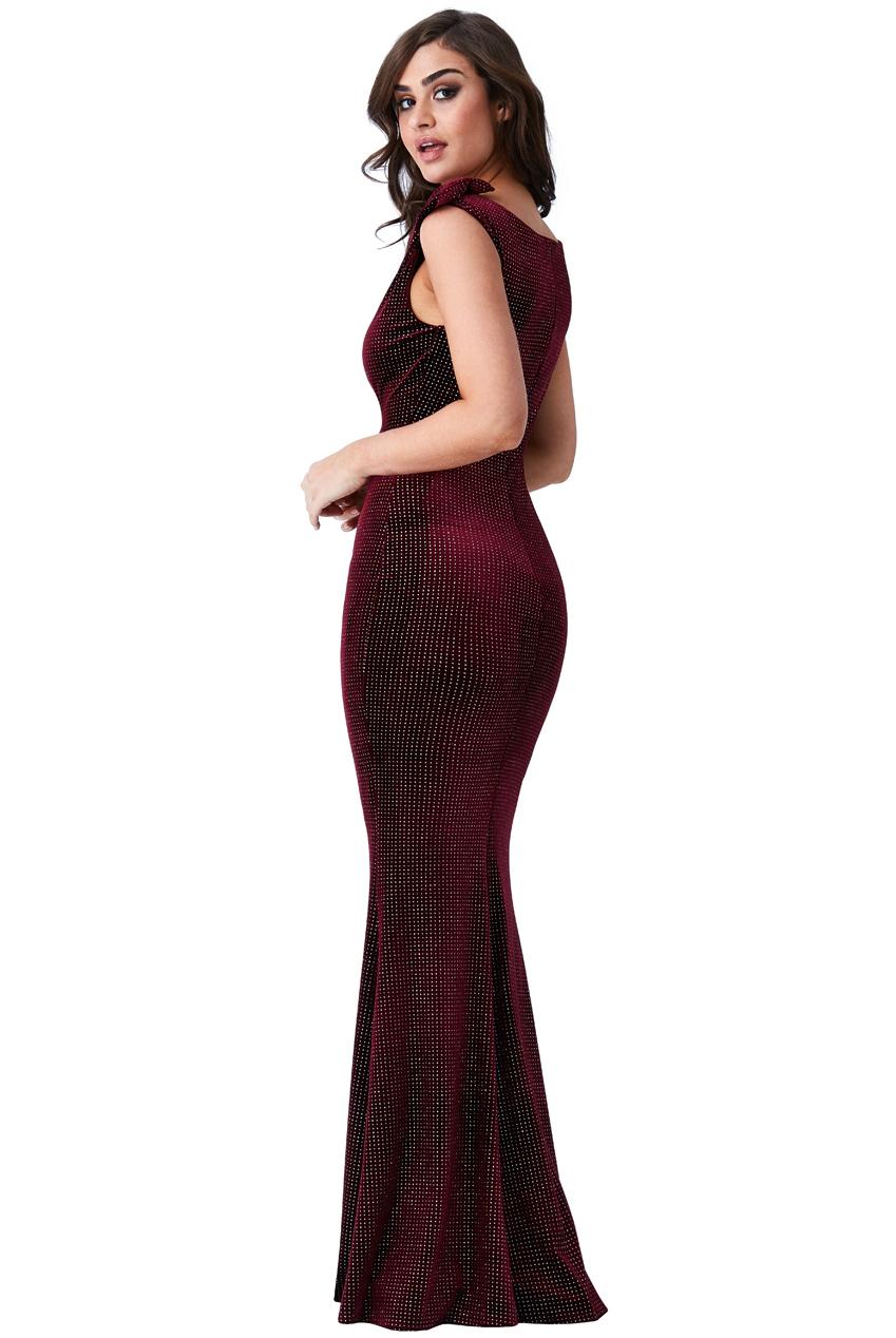 Radhani Velvet Maxi Laality Indo Western Clothing For Women