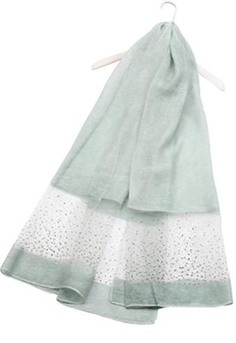 laality-uk-diamante-scarf-sage-scarves-uk