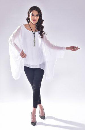 laality-uk-parul-silk-batwing-top-italian-clothing-online