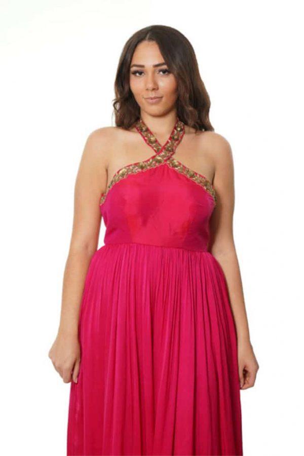 laality-uk-nilu-pink-silk-dress-indian-clothing